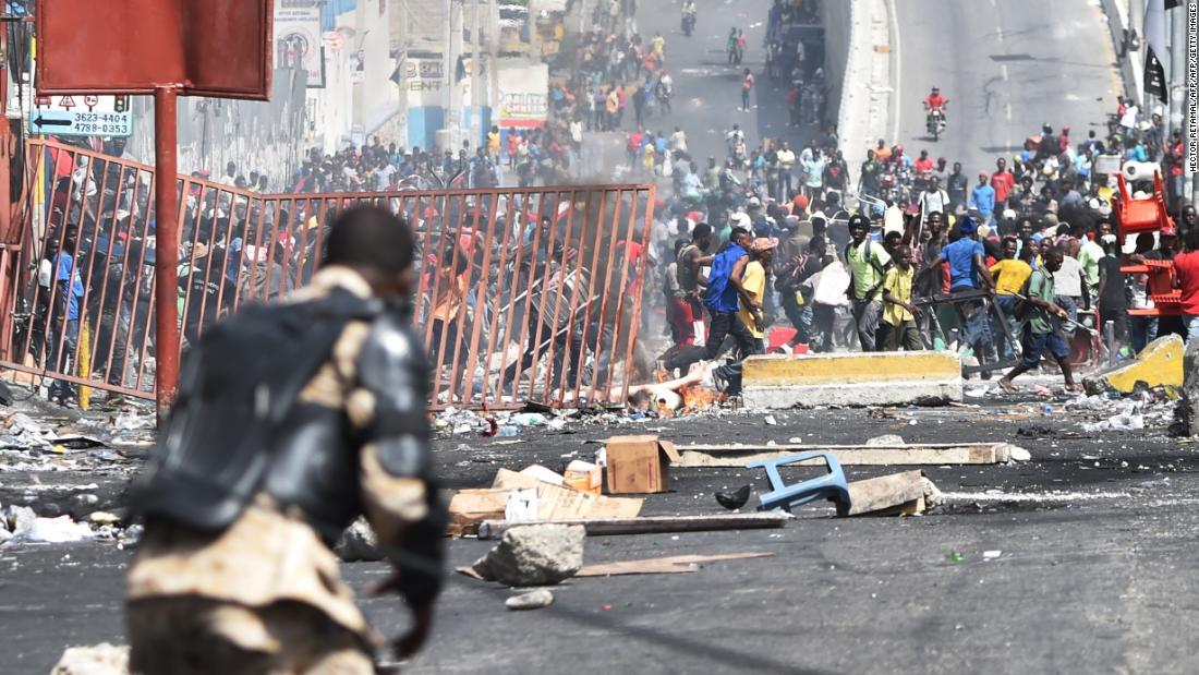 Securely Travel Alert Civil Unrest In Haiti Securely Travel