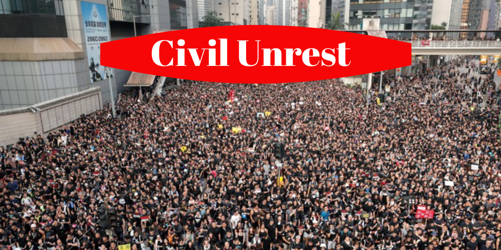Securely Travel Alert - Civil Unrest