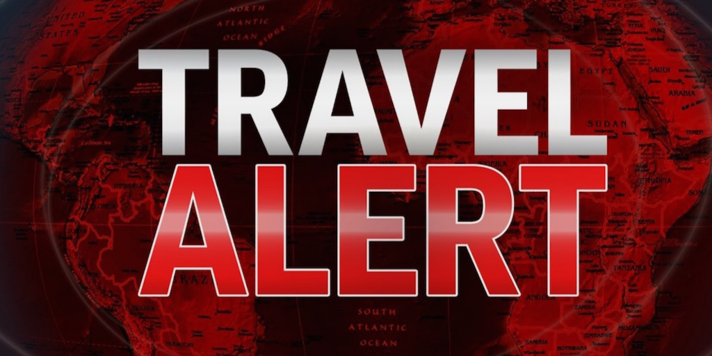 Securely Travel Alert - Travel Alerts, Advisories and Warnngs